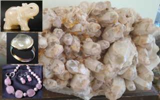 Кварц — самый таинственный магический камень, известный человечеству