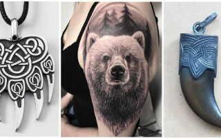 Оберег Медведь: магия и значение медвежьих оберегов