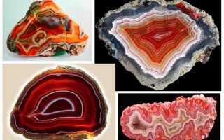 Камень Агат — лучшая защита от негатива: история, виды и свойства целебного камня