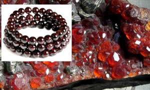 Гранат — камень любви и крови, минерал страсти и глубины: история происхождения и тайны камня