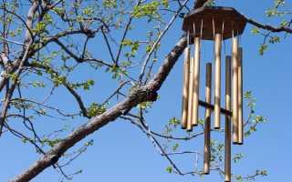 Музыка ветра по фен-шуй — талисман для счастья в вашем доме