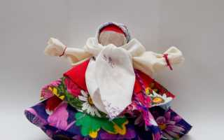 Кукла Колокольчик – оберег для дома: значение и особенности изготовления своими руками