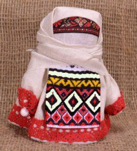 Кукла Крупеничка (Зерновушка)