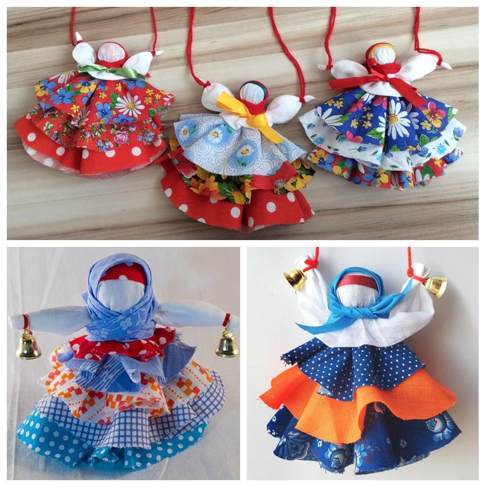 Куклы Колокольчик