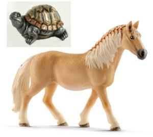 Лошадь и черепаха