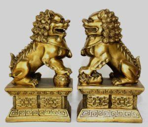 Небесные львы
