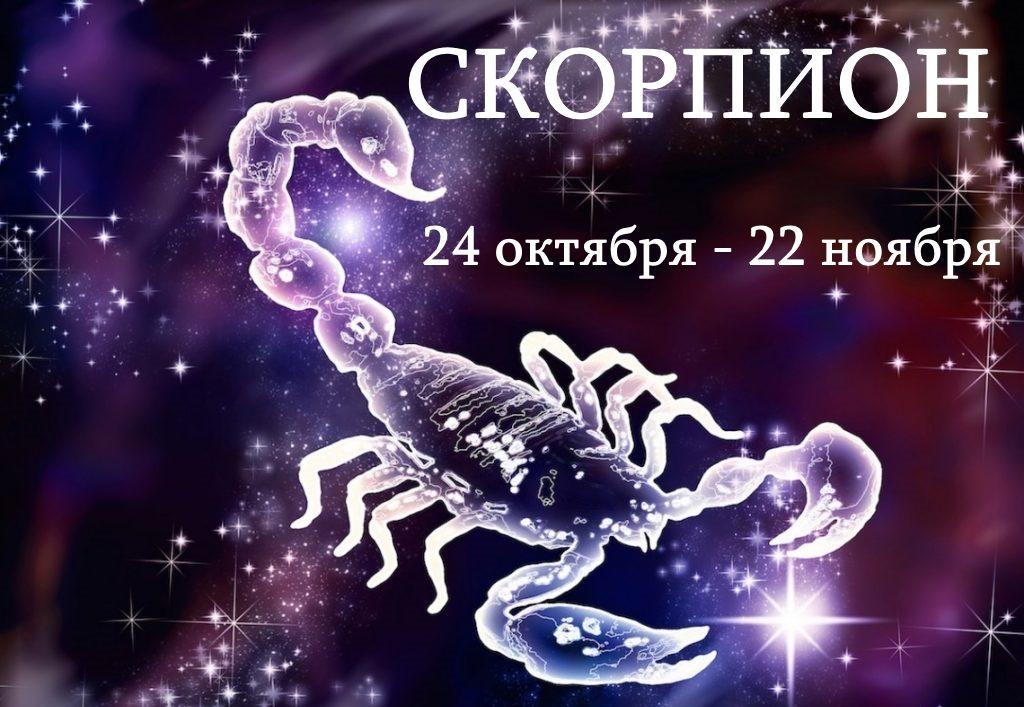 Знак Скорпион