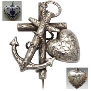 амулет вера надежда любовь