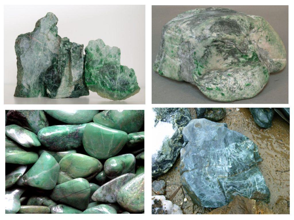 Жадеит камень