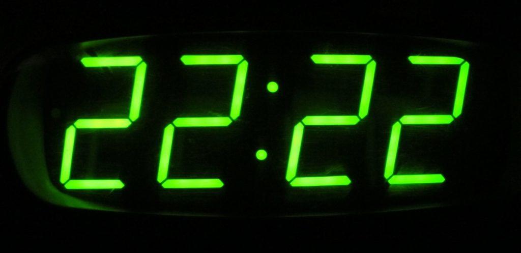 22 22 на часах