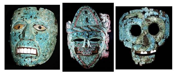 ритуальные маски ацтеков
