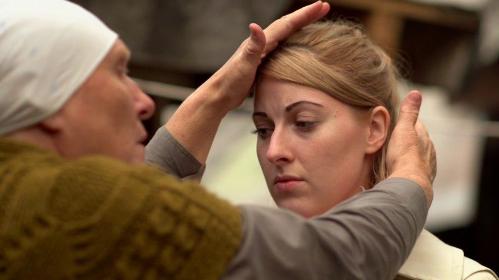 Кадр из сериала «Слепая»