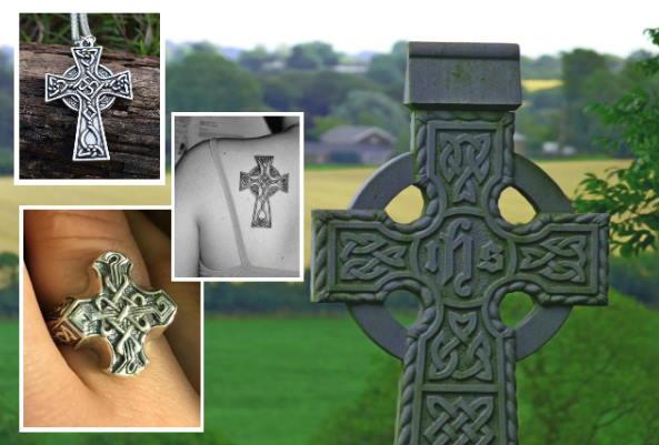 Символ Кельтский крест