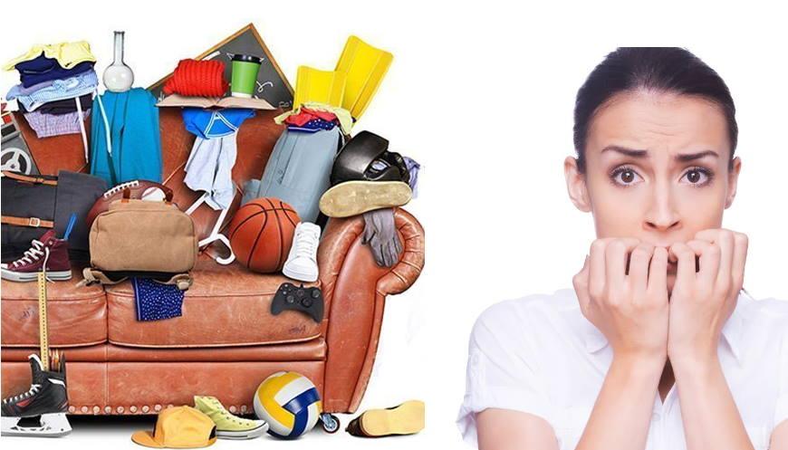 Вещи которые нельзя хранить дома