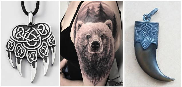 медвежьи обереги