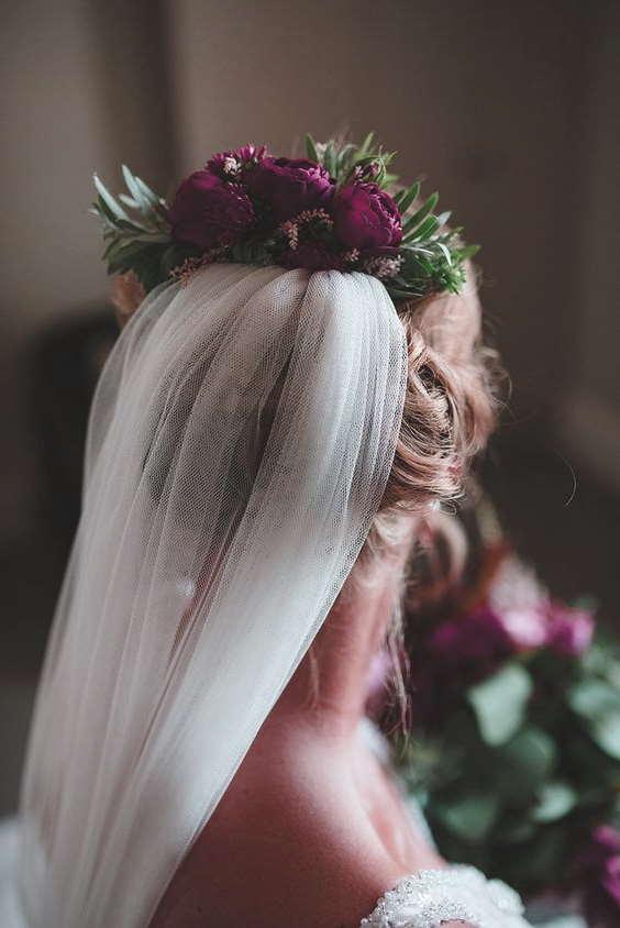 После свадьбы фату нужно хранить в укромном месте до рождения первенца.