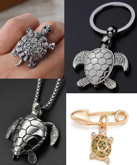 как носить талисман черепаха