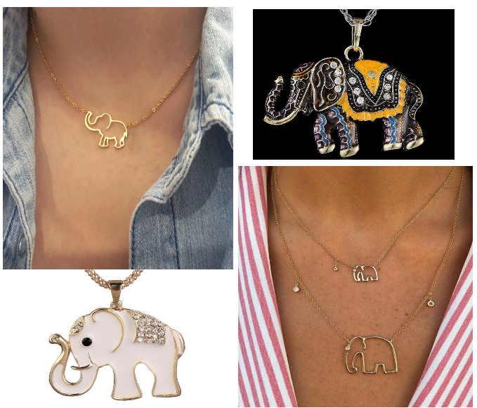 Кулон со Слоном наполняет жизнь своего владельца стабильностью, а его сердце добротой и мудростью.