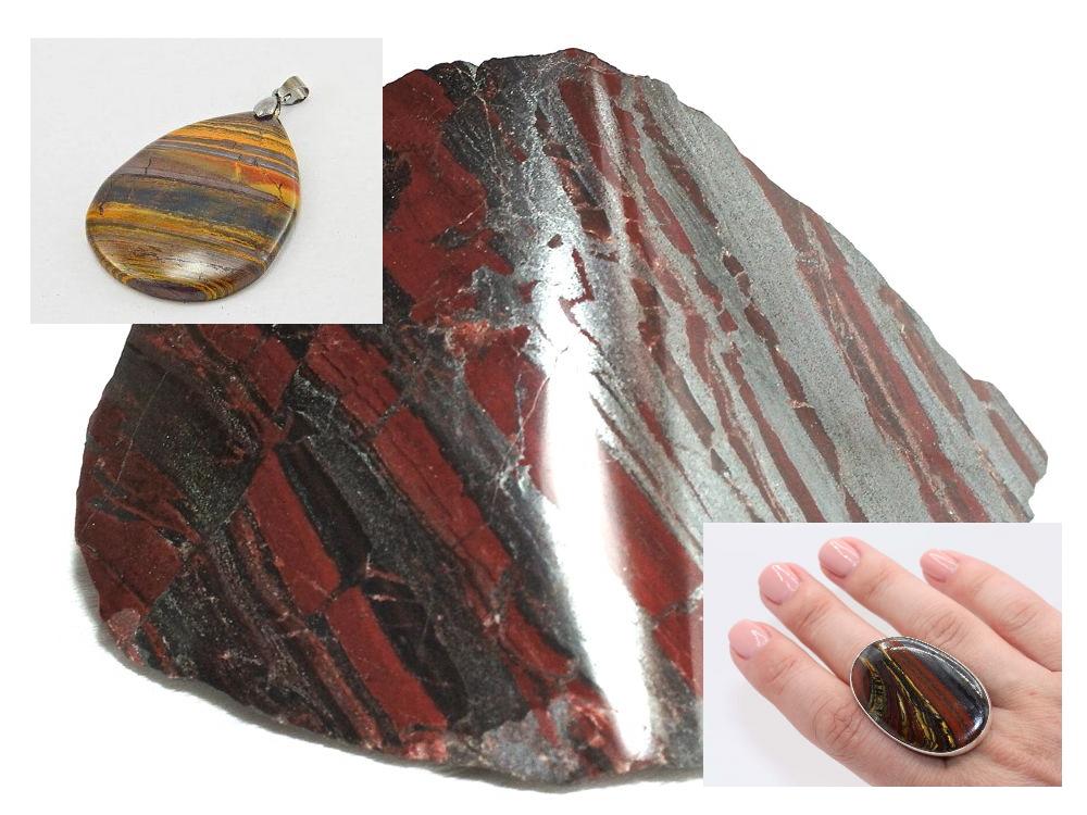 Камень Джеспилит свойства