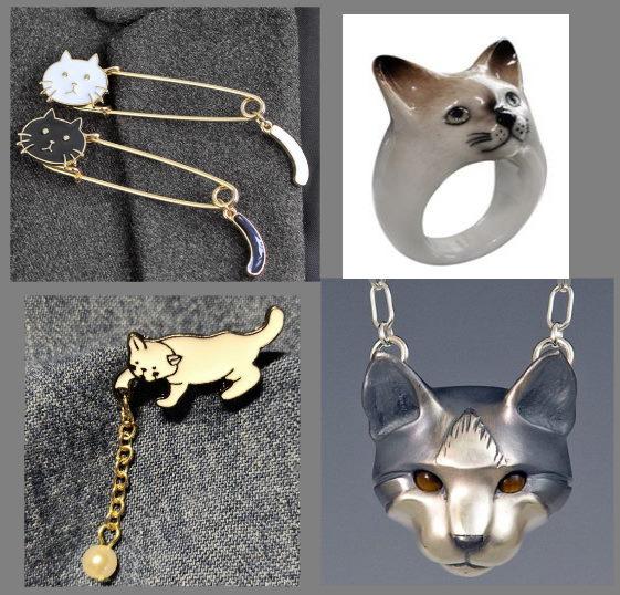 кошачьи амулеты