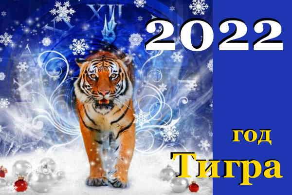 2022 god tigra