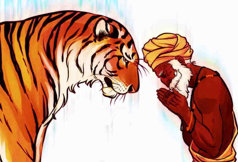 udacha v god tigra